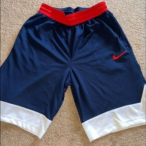 Nike Dri Fit Basketball shorts